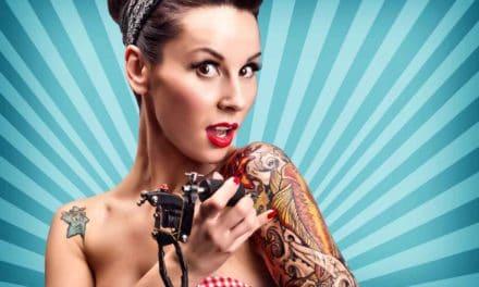 Tattoofarbe – was kommt eigentlich unter die Haut?