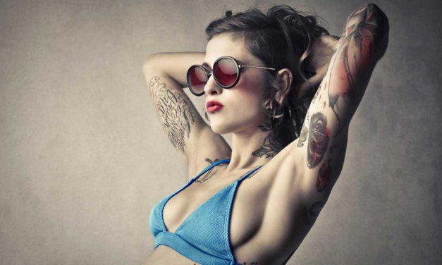 Mit einem Tattoo Narben verstecken – geht das?