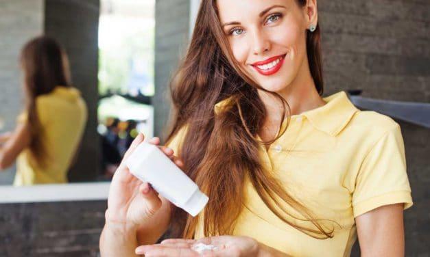 Ist Trockenshampoo schädlich für die Gesundheit?