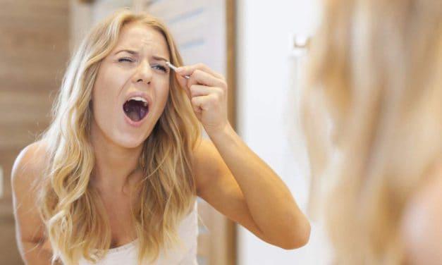 Zahnbetäubungsmittel als Zupfschmerzhilfe?