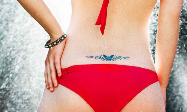 Das Tattoo mit dem Laser entfernen – wie geht das?