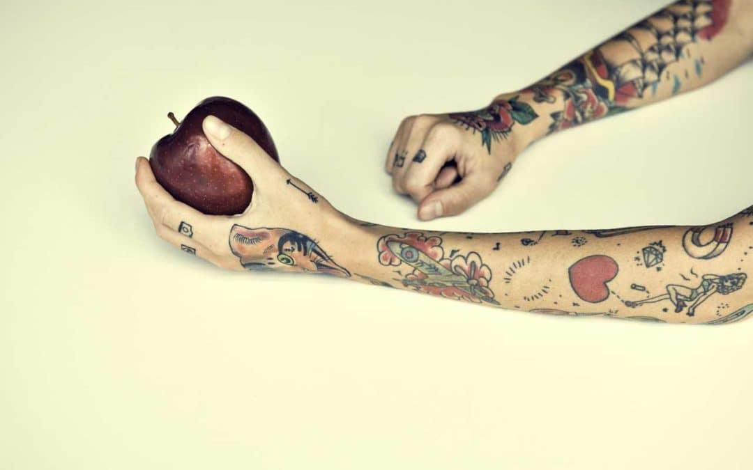 Vegane Tattoos. Gehts das?